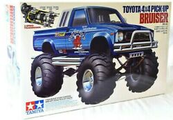 Tamiya Toyota Bruiser 1 10 4WD Electric RC Truck Kit 58519 $624.99