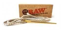 """Raw rolling paper gold poker 4.5""""inch AUTHENTIC $277.00"""