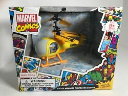 Marvel Comics Wireless Thanos Remote Helicopter New Walgreens Exclusive Rare $39.95