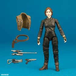 Jyn Erso VC119 Star Wars Vintage Collection Rogue One TVC Jedha loose complete $5.99