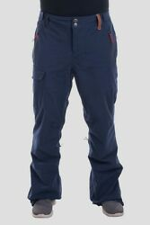 HOLDEN SNOW Men#x27;s 3L FATIGUE Snow Pants INK Size Small NWT LAST ONE LEFT $177.00