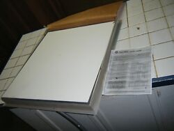 Aztec Radiant Heater Ceiling drop in panel For art decor or heat New old stock $88.00