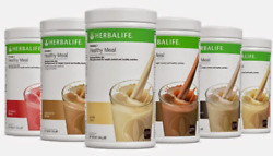 HERBALIFE FORMULA 1 HEALTHY MEAL REPLACEMENT SHAKE MIX 750g ALL FLAVORS $38.90