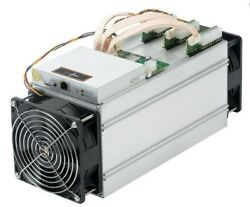 10 X Antminer L3+ with PSU power supply