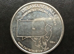 Delaware Valley Commercial Silver Medal A2654 $97.00