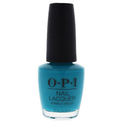 Nail Lacquer NL N74 Dance Party Teal Dawn by OPI for Women 0.5 oz $9.20