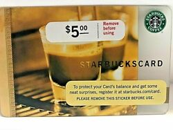 Starbucks 2006 COFFEE AS ART Collectible card w load sticker new no swipe $3.50