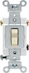 LEVITON SWITCH COMM 3WAY 15A IV