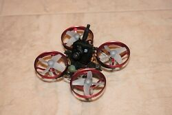 Tiny Whoop FPV Mini Quadcopter with BeeBrain Lite FC built on Carbon Frame  $99.00