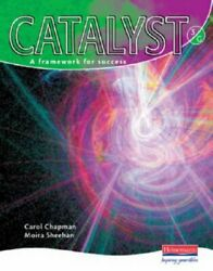 Catalyst 3 Green Student Book by Chapman Sheehan Stirrup Winterbottom New # $39.33