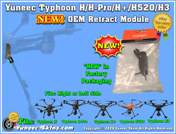YUNEEC Retract Module for Typhoon H H Pro H H520 H3 YUNTYH109 $39.95
