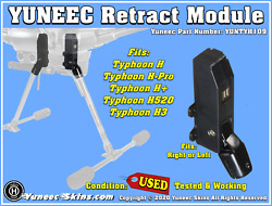 YUNEEC Retract Module for Typhoon H H Pro H H520 H3 YUNTYH109 $49.99