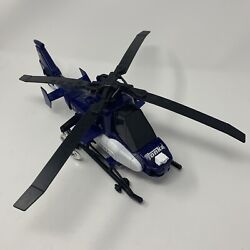 2014 Hasbro Tonka Helicopter S.W.A.T 15quot; Aircraft Expanding Blades Toy $19.75
