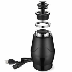 Yescom Upgraded 1.0 HP Garbage Disposal Continuous Feed Kitchen Waste 2600 RPM $79.90