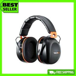 Noise Cancelling Ear Muffs Shooting Range Hearing Protection Construction Sports $21.15