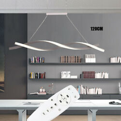Modern LED Chandelier Dining Room Ceiling Light Acrylic Pendant Lamp Fixtures US $94.50
