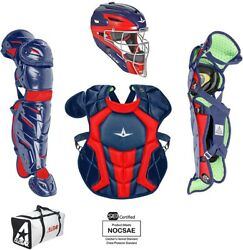 All-Star CKCC912S7XTT System 7 Axis Elite Catchers Set Youth Various Colors $349.95