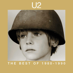 U2 • The Best Of 1980-1990 CD 1998 Island Records •• NEW ••