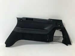 06-09 MERCEDES R350 R500 R550 REAR RIGHT SIDE QUARTER TRIM PANEL COVER  $129.99