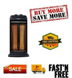 Infrared Electric Quartz Heater Living Room Space Heating Radiant Fire Tower $69.99