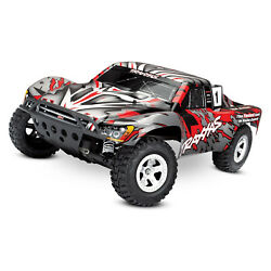 Traxxas Slash 4x4 Short Course Remote Control RC Truck 2WD 1 10 Scale Red $249.99