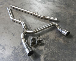 Agency Power Catback Exhaust System Ford Focus RS $900.00