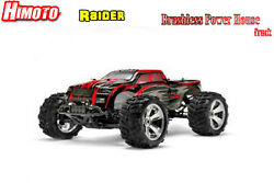 Himoto Raider 1:8 Scale RTR RC Brushless Powered 4WD Monster Truck 2.4GHz Lipo C $397.87