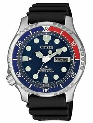Citizen Promaster Diver Men#x27;s Automatic Watch NY0086 16L NEW $190.00