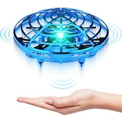 Hand Operated Drone For Kids Adults Hands Free Mini Drones Kids Easy Indoor $36.71