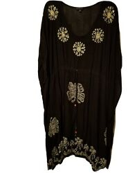 Ninety Free Plus quot;Boho Chicquot; Dress👗 $5.00