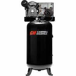Campbell Hausfeld Electric Stationary Air Compressor 5 HP 230V 1-Phase
