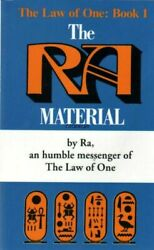 RA MATERIAL - THE LAW OF ONE 5 Book Set  By Carla L. Rueckert(Digitaldown 1997)