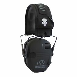 Walker#x27;s Razor Slim Electronic Hearing Protection Shooting Ear Muffs Punisher $52.99