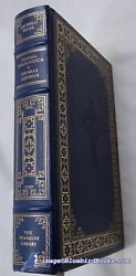 Summa Theologica Volume I by St. Thomas AQUINAS NF Franklin Library ed. 83537 $195.00