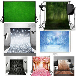 Photography Backdrops Photo Vinyl Background Studio Props real Home outdoor HOT $14.99