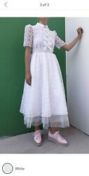 White party dresses for women $125.00