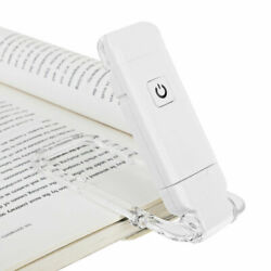 DEWENWILS LED Book Light for Reading in Bed Rechargeable Clip On Light HBRL01A  $11.99