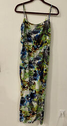 NWT Dress By Barneys New York Maxi Co-Op Dress Size L $79.99