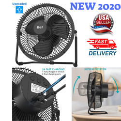 New Battery Operated Fan with Timer4 Speeds 9