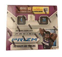 2019-2020 Panini Prizm NBA RETAIL PACK from Sealed Box. One Package Not The Box.
