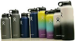 Hydro Flask Water bottle Stainless Steel  Vacuum Insulated with Straw Lid  32OZ $25.00