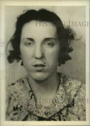 Press Photo Margaret Schafer charged of Extortionist by J. Stuart Bates $19.99