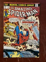 Amazing Spider-Man #152 - Very High Grade - Shocker Appearance - S3 $35.00