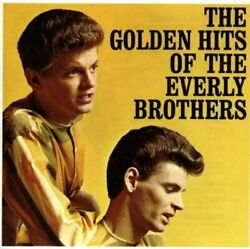 Everly Brothers The - Golden Hits - Everly Brothers The CD A0VG The Fast Free $6.72