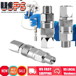 New Airless Spray Gun Swivel Joint 14-Inch For Airless Paint Spray Gun And Hose $11.98