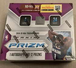 2019-20 Panini Prizm NBA Retail Pack from Sealed Box +2 Free Basketball Cards 🔥 $29.00
