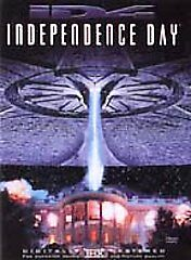 Independence Day (DVD 2002) - NEW!! $3.99