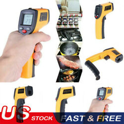 NO-Contact GM320 LCD Digital IR Infrared Thermometer Industry Temperature Meter $15.60