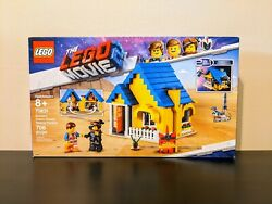 70831 The LEGO Movie 2 Emmet's Dream House  Rescue Rocket!  New $84.90