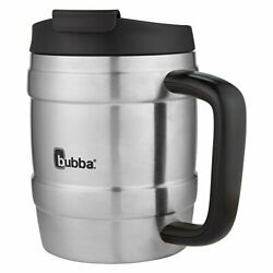 Bubba Keg Vacuum-Insulated Stainless Steel Desk Mug  Assorted Colors  Sizes  $21.95